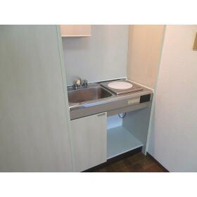 セントヒルズ一ツ橋学園 0104号室のキッチン