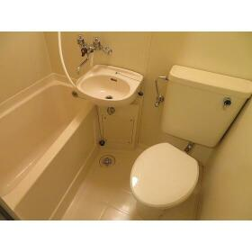 セントヒルズ一ツ橋学園 0104号室の風呂