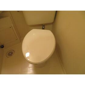 セントヒルズ一ツ橋学園 0104号室のトイレ