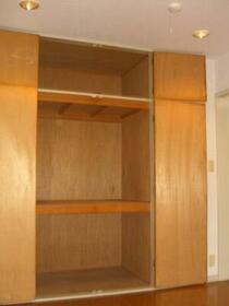 スティプルイン 302号室の収納