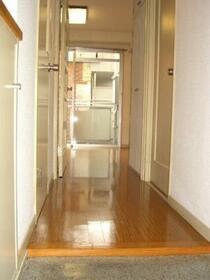 スティプルイン 302号室の玄関