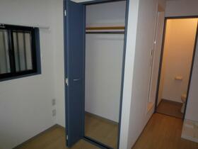 メゾンドプレステージ 106号室の収納