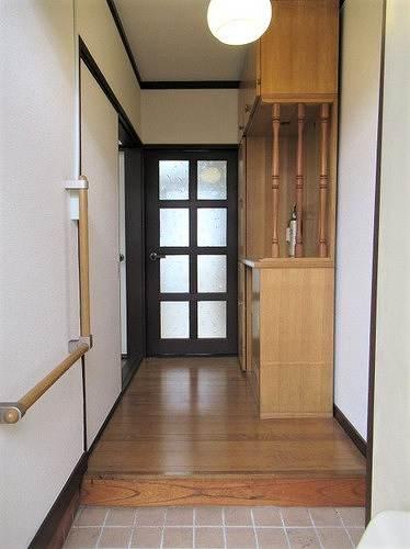 武蔵野サンハイツ滝山パート1 103号室の玄関