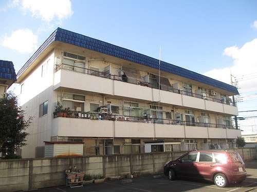 武蔵野サンハイツ滝山パート1 103号室の外観