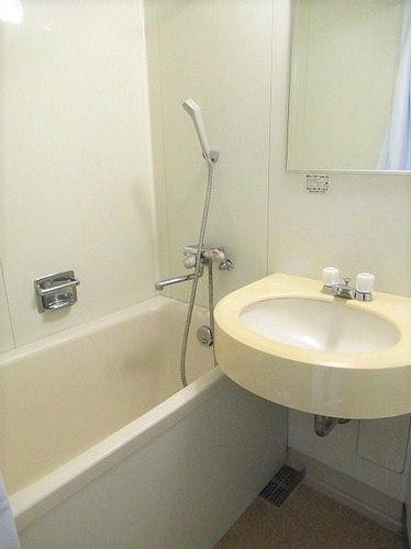 武蔵野サンハイツ滝山パート1 103号室の風呂