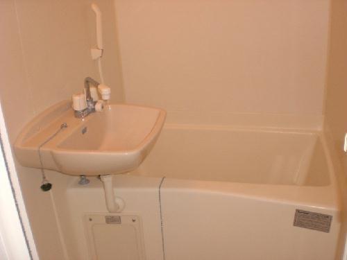 レオパレスヴィラ天城 104号室の風呂