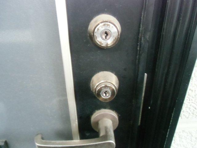 マリンハイツ鷹の台 202号室のセキュリティ