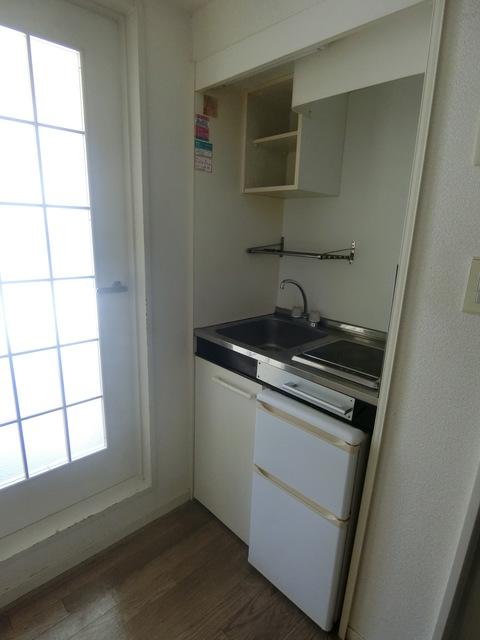 Loire下保谷 202号室のキッチン