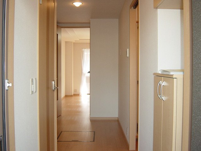 ペティハウス弐番館 101号室のベッドルーム
