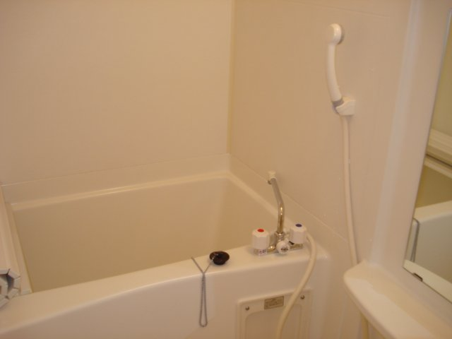 ペティハウス弐番館 101号室の風呂