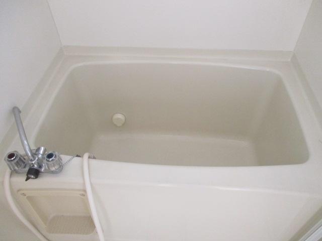 第10もえぎ野ハイツ 201号室の風呂