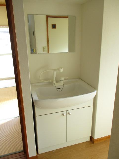 第10もえぎ野ハイツ 201号室の洗面所