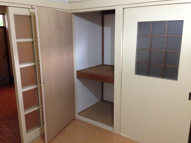 第3もえぎ野ハイツ 102号室の収納
