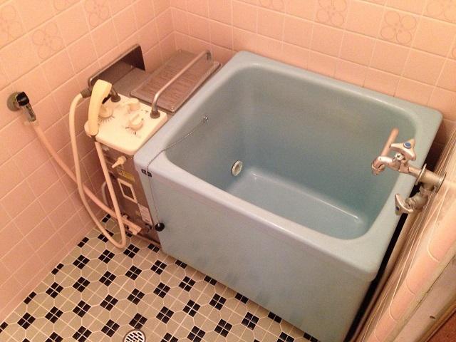第3もえぎ野ハイツ 102号室の風呂