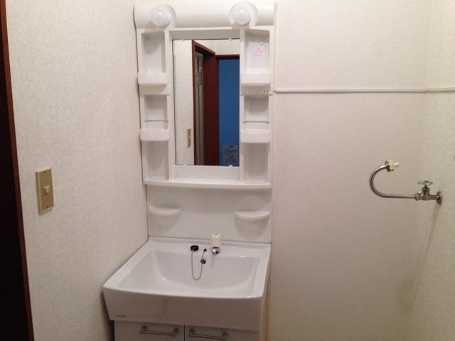 第3もえぎ野ハイツ 102号室の洗面所