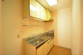 サンフラワー 303号室のキッチン