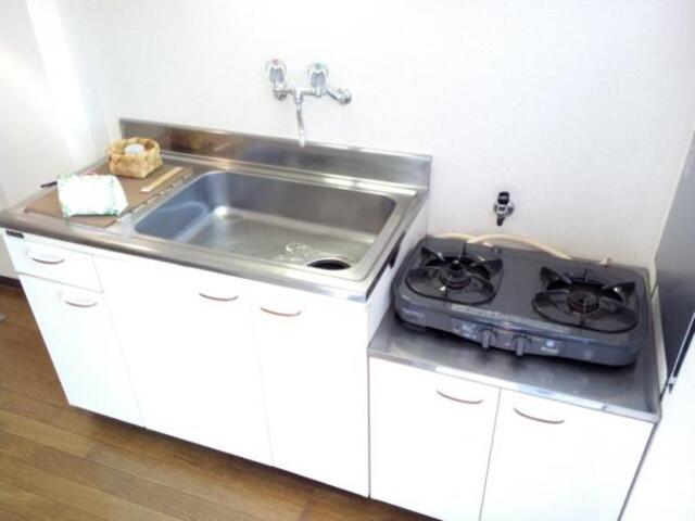 フォレスト保谷 205号室のキッチン