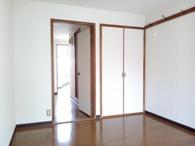 フォレスト保谷 205号室の収納