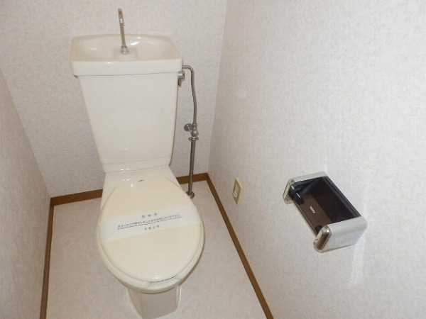 グリーンシャトル 301号室のトイレ