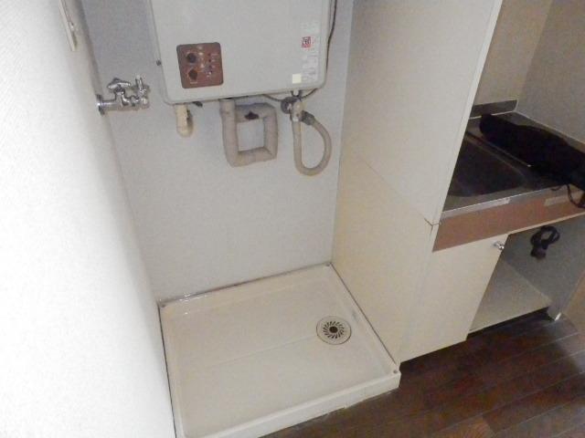 オーケービル 201号室の設備