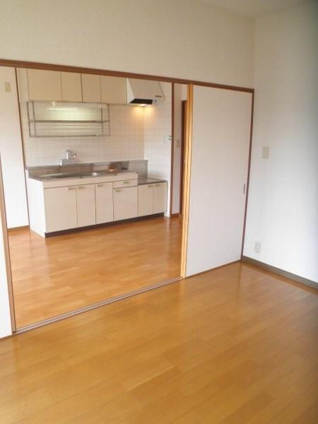 グラースHY 302号室のキッチン