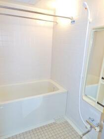 グリーンヒルあざみ野南 101号室の風呂