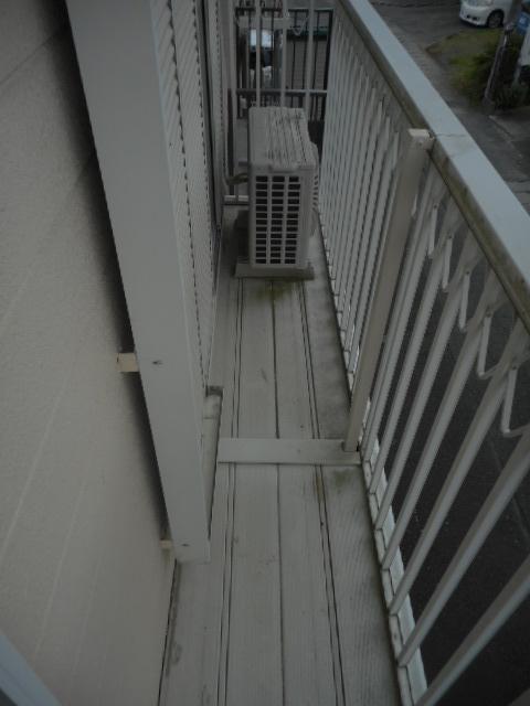 サングレイトⅡ 201号室の収納