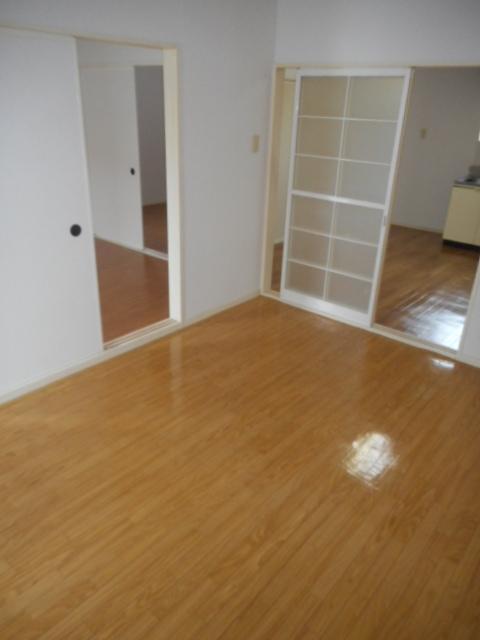 サングレイトⅡ 201号室のバルコニー