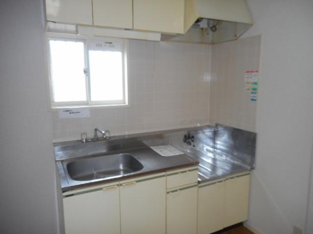 サングレイトⅡ 201号室のキッチン