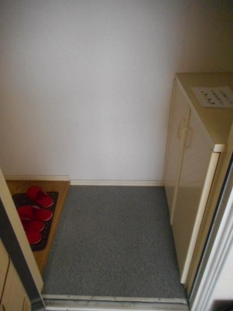 サングレイトⅡ 201号室のトイレ