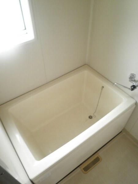 タウニィあけぼの B 101号室の風呂