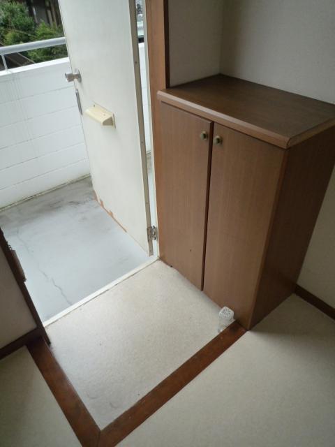 パークサイド 203号室の設備