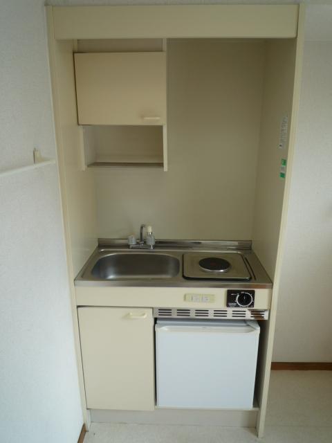パークサイド 203号室のキッチン