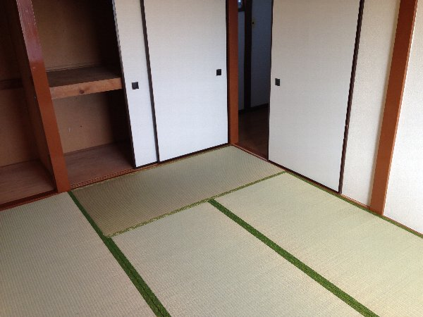 グリーンハイムの居室