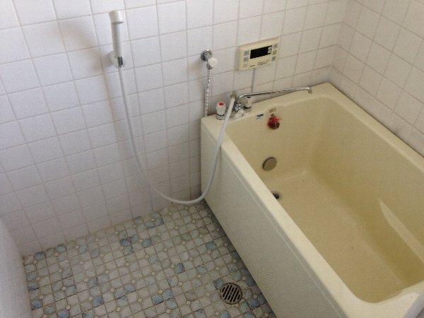 グリーンハイムの風呂