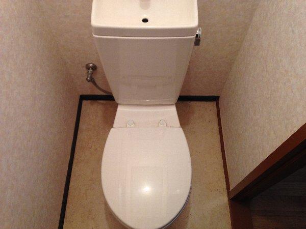 グリーンハイムのトイレ
