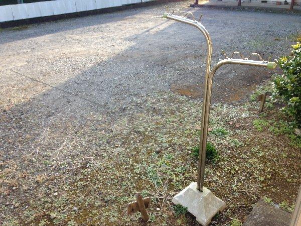 グリーンハイムの庭
