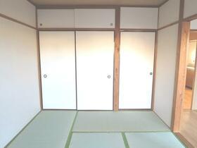 三晃ハイツ 202号室の居室