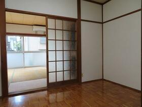 誠芳ハウス 202号室のリビング