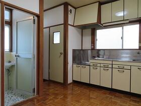 誠芳ハウス 202号室のキッチン