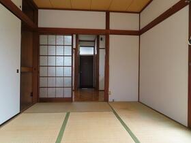 誠芳ハウス 202号室のベッドルーム