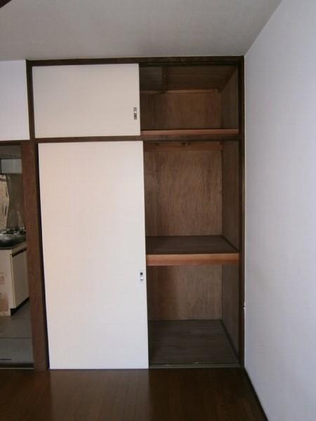 エクセルK 102号室の収納