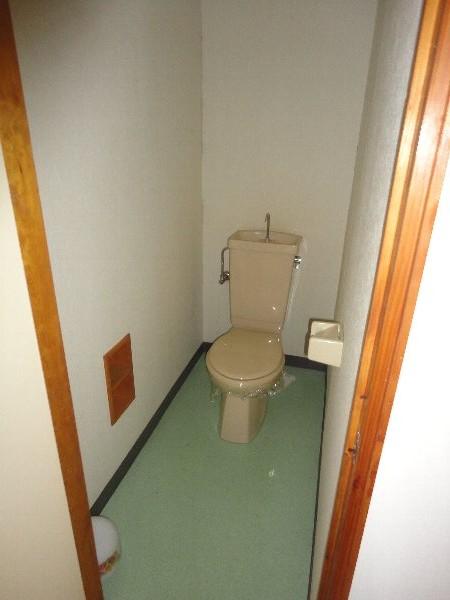 エクセルK 202号室のトイレ