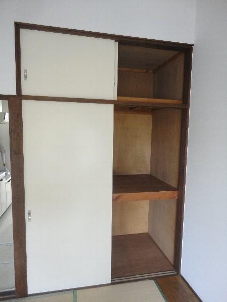 エクセルK 202号室の収納