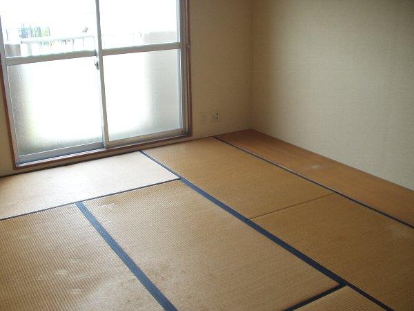ヴィラエスポワール 202号室の収納