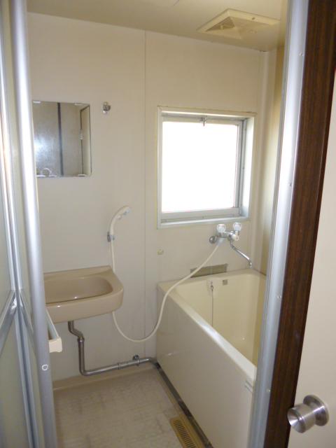 コンシェール押切B 201号室の風呂