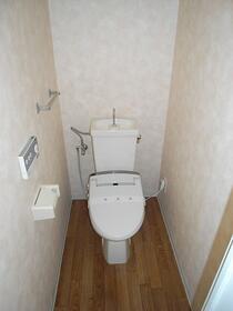 ステイヒルズ 503号室のトイレ