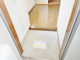 サンライズ青葉台 201号室の玄関