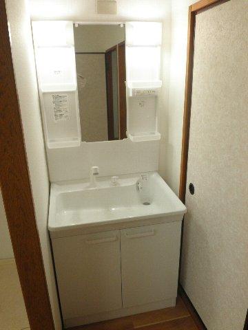 シティハイム松田 101号室の洗面所