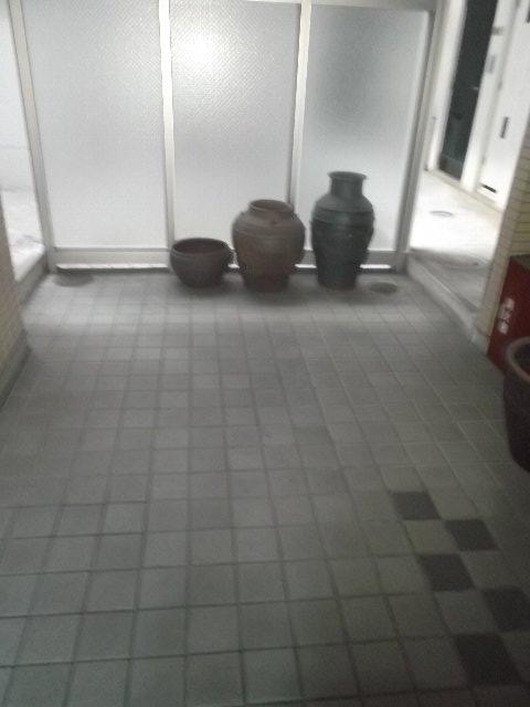 グリーンプラザ春日 207号室のセキュリティ